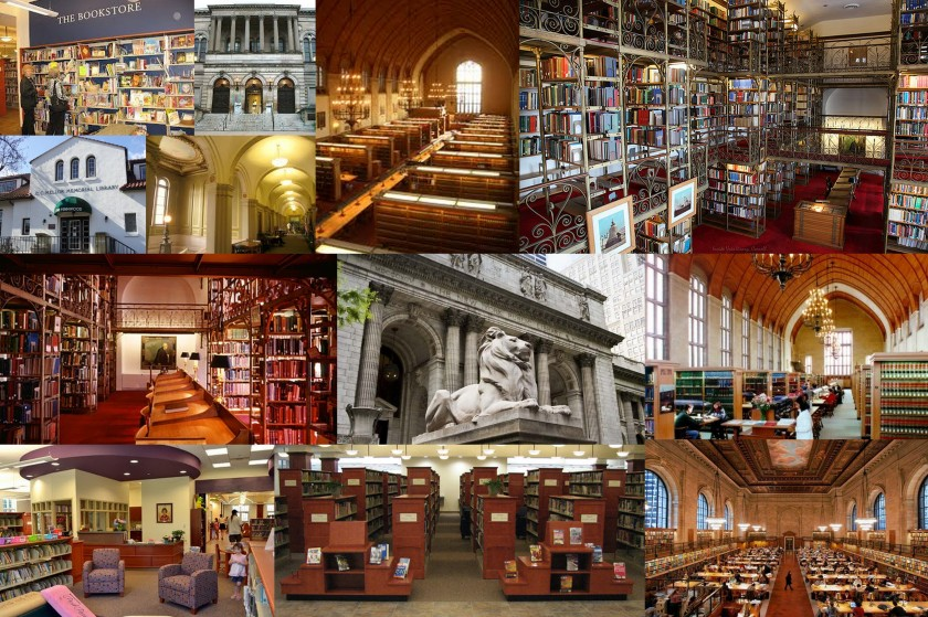 favorite libraries1
