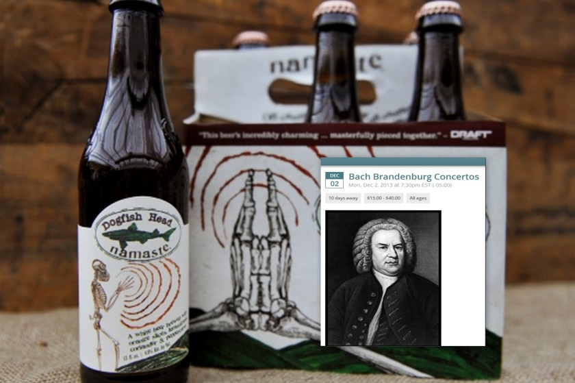 beer and bach