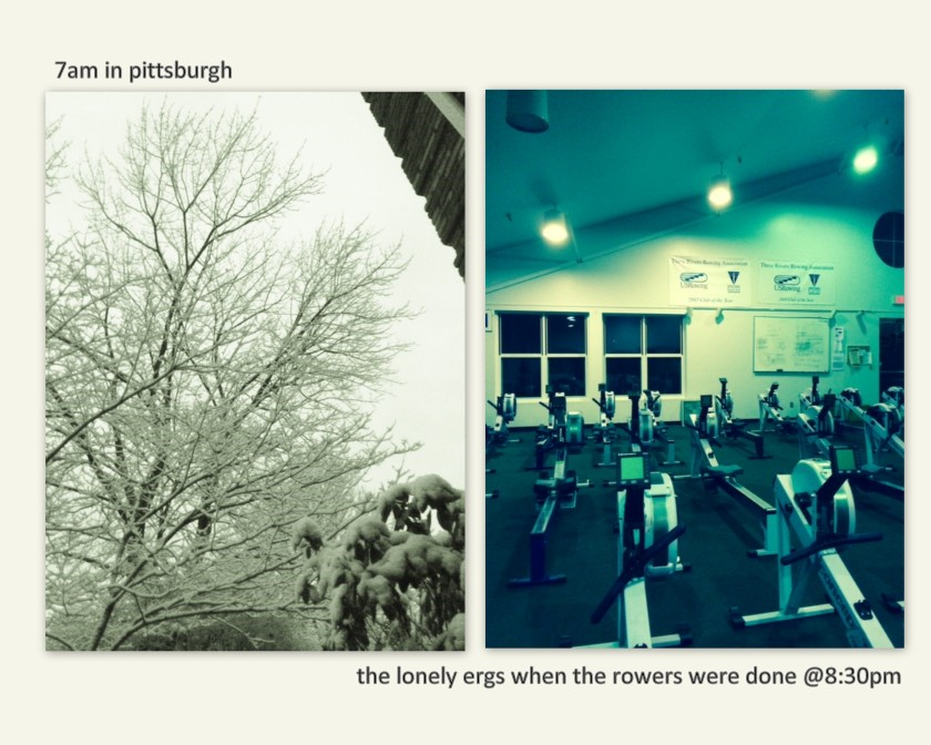 first snow-first erg