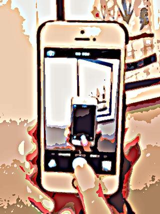 iphone selfie1