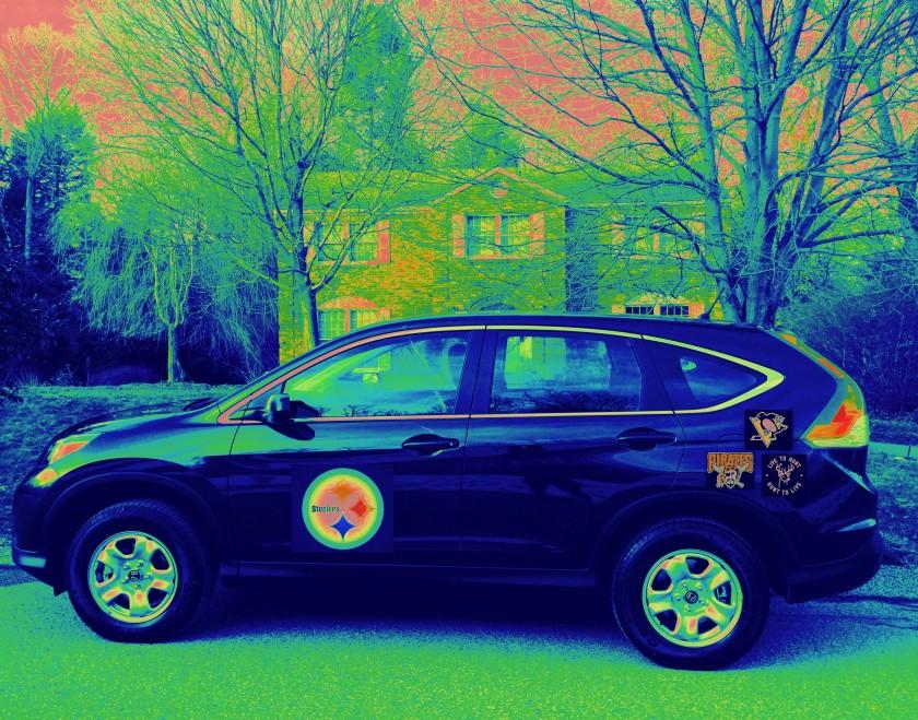 my yinzer car1