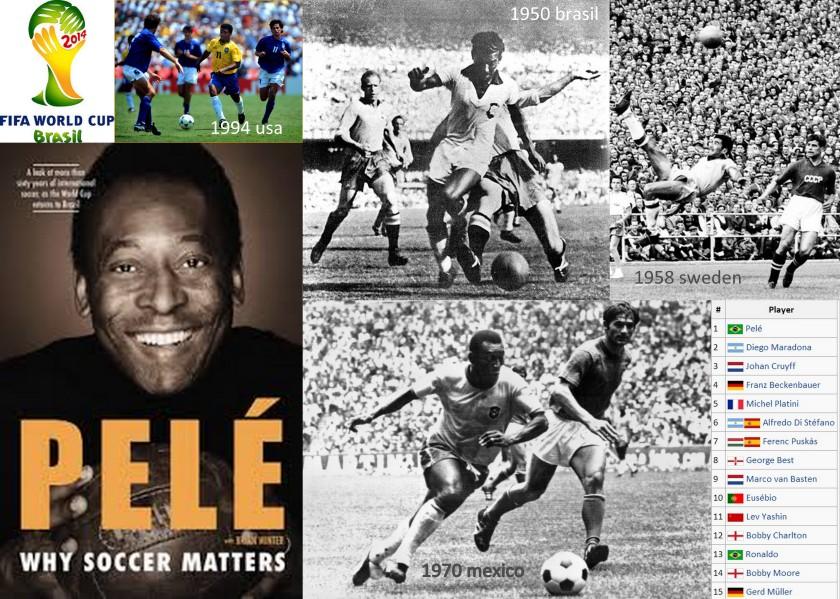 pele soccer book