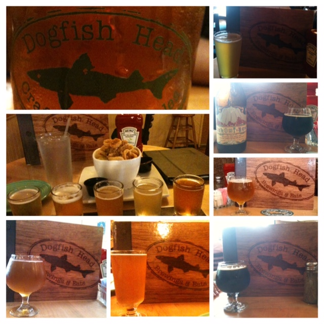 2012 summer dogfish beer project
