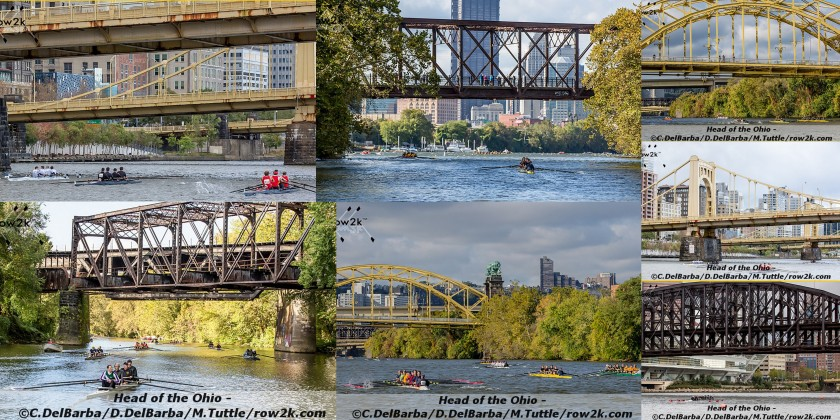 HOTO pittsburgh bridges