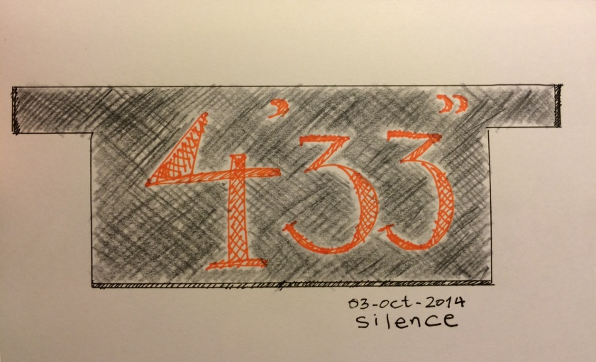 illustration friday silence