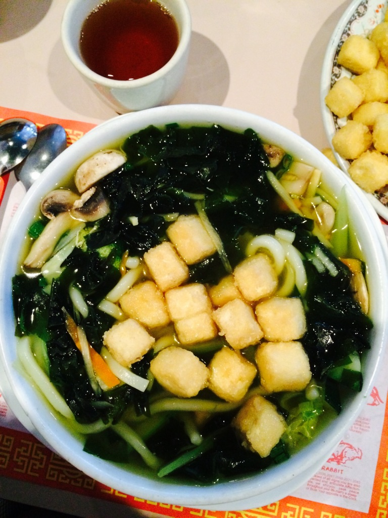 seaweed udon
