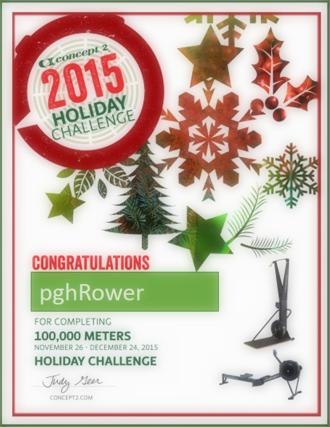 21 dec 2015 holiday challenge