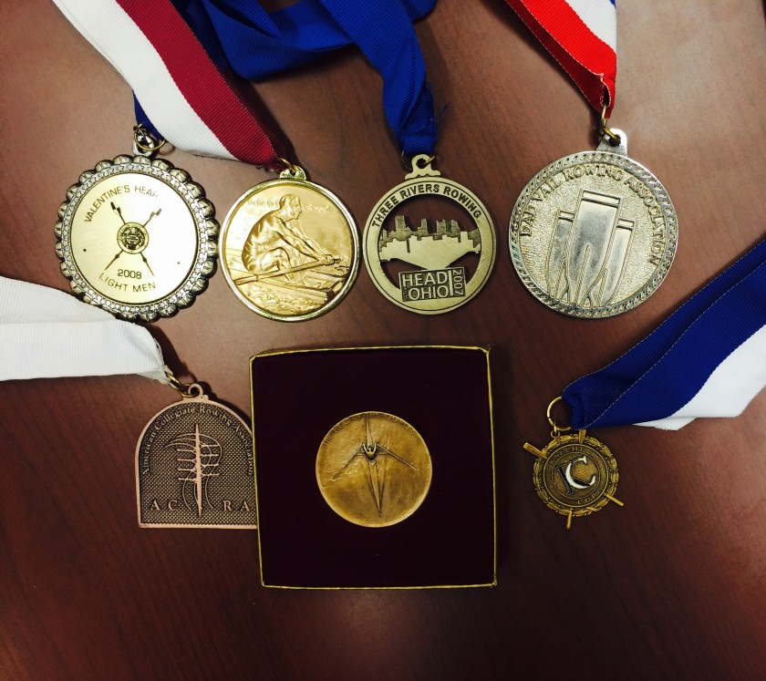 mark's medals