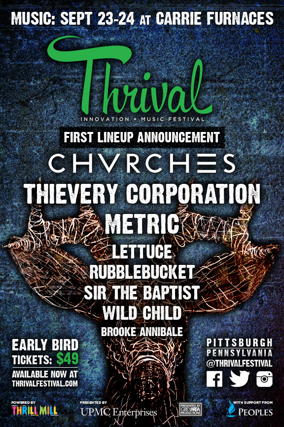 thrival festival 2016